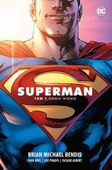 Superman 1 Saga jedności. Ziemia widmo. Tom 1