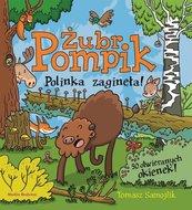 Żubr Pompik Polinka zaginęła