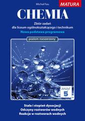 Chemia Zbiór zadań Zeszyt 5 Matura poziom rozszerzony