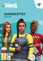 The Sims 4 Uniwersytet (PC) PL