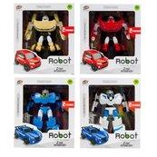 Robot Auto 2w1 mix kolorów