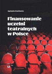 Finansowanie uczelni teatralnych w Polsce