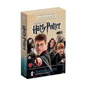 Karty do gry World of Harry Potter (wersja angielska)