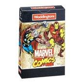 Karty do gry Waddingtons Marvel Comics Retro (wersja angielska)