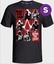 Assassin's Creed Legacy koszulka rozmiar S