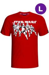 Star Wars Stormtroopers Squad T-shirt L