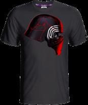 Star Wars Kylo Ren Helmet T-shirt L