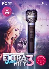 Karaoke Extra Hity 3 + Polskie Kolędy Karaoke (PC) + mikrofon
