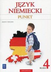 Punkt Język niemiecki 4 Zeszyt ćwiczeń