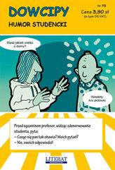 Dowcipy Nr 75 Humor studencki