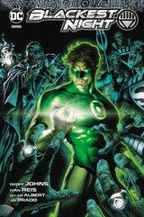 Green Lantern Blackest Night / Najczarniejsza noc