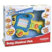 Muzyczny rybka