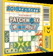 Patchwork Doodle: Scoresheets