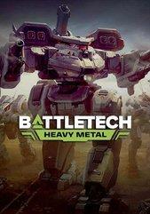 BATTLETECH Heavy Metal (PC) Klucz Steam