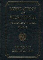 Nowe Ateny albo Akademia wszelkiey scyencyi pełna - TOM IV