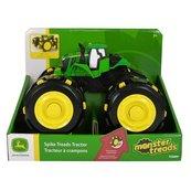 Traktor John Deere monster treads