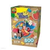 Funmais mix kolorów dziewczęcych 800 sztuk