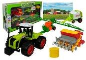 Zestaw autek farmerskich