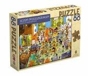 Jestem przedszkolakiem Puzzle