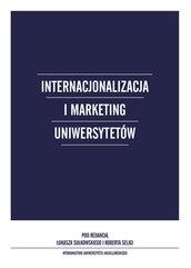 Internacjonalizacja i marketing Uniwersytetów