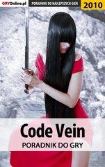 Code Vein - poradnik do gry