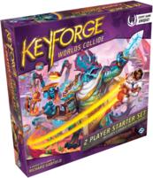 KeyForge (edycja angielska): Worlds Collide - Two-Player Starter Set