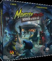 Monster Slaughter: Horror w Głębi Lasu (Gra Planszowa)