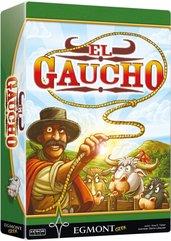 El Gaucho (edycja polska) (Gra Planszowa) + Koszulka