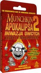 Munchkin Apokalipsa 2: Inwazja Owcych - Edycja jubileuszowa (Gra Karciana)