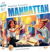 Manhattan (edycja polska) (Gra Planszowa)