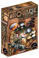 Innowacje - Echa przeszłości (Gra Planszowa) + Brelok