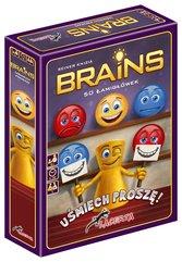 Brains: Uśmiech proszę! (Gra Planszowa)