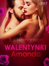 Walentynki: Amanda - opowiadanie erotyczne