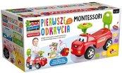 Zabawa edukacja Montessori Pierwsze odkrycia