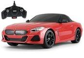 Auto R/C BMW Z4 Roadster Rastar 1:18 czerwone