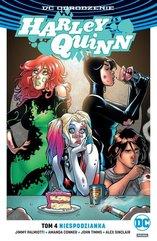 Harley Quinn T.4 Niespodzianka/DC Odrodzenie