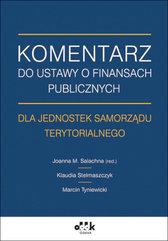 Komentarz do ustawy o finansach publicznych dla jednostek samorządu terytorialnego