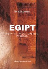 Egipt Ostatnie wieki imperium