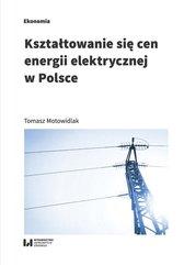 Kształtowanie się cen energii elektrycznej w Polsce