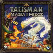 Talisman: Magia i Miecz - Miasto (druga edycja polska)
