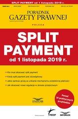 Split payment od 1 listopada 2019 r.