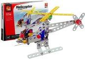 Klocki konstrukcyjne helikopter 117 elementów