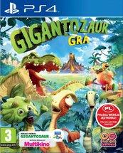 Gigantozaur Gra (PS4) PL