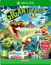 Gigantozaur Gra (XOne) PL