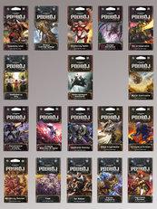 Warhammer 40.000 Podbój 18 małych dodatków