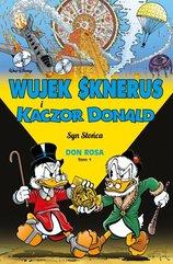 Wujek Sknerus i Kaczor Donald T.1 52.50Syn Słońca