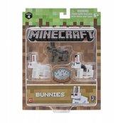 Minecraft Zestaw królików