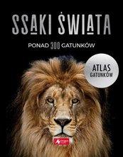 Ssaki świata Atlas gatunków David Alderton Chris McNab