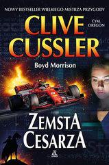 Zemsta cesarza Clive Cussler Boyd Morrison