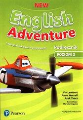 New English Adventure Poziom 2 Podręcznik